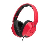 SKULLCANDY Crusher Over-Ear w/mic 1 [S6SCFY-059] - Red/Black/Black - Headphone Full Size